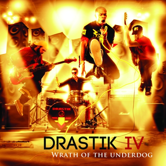 Drastik IV EP now available on iTunes!